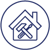 Residential Construction Button