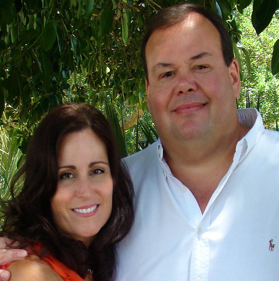 Chris & Tracy Headshot