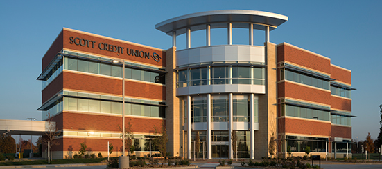 Scott Credit Union Home Office, where we make homebuying simple.