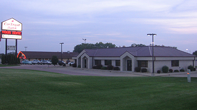 Exterior view of Yankton location