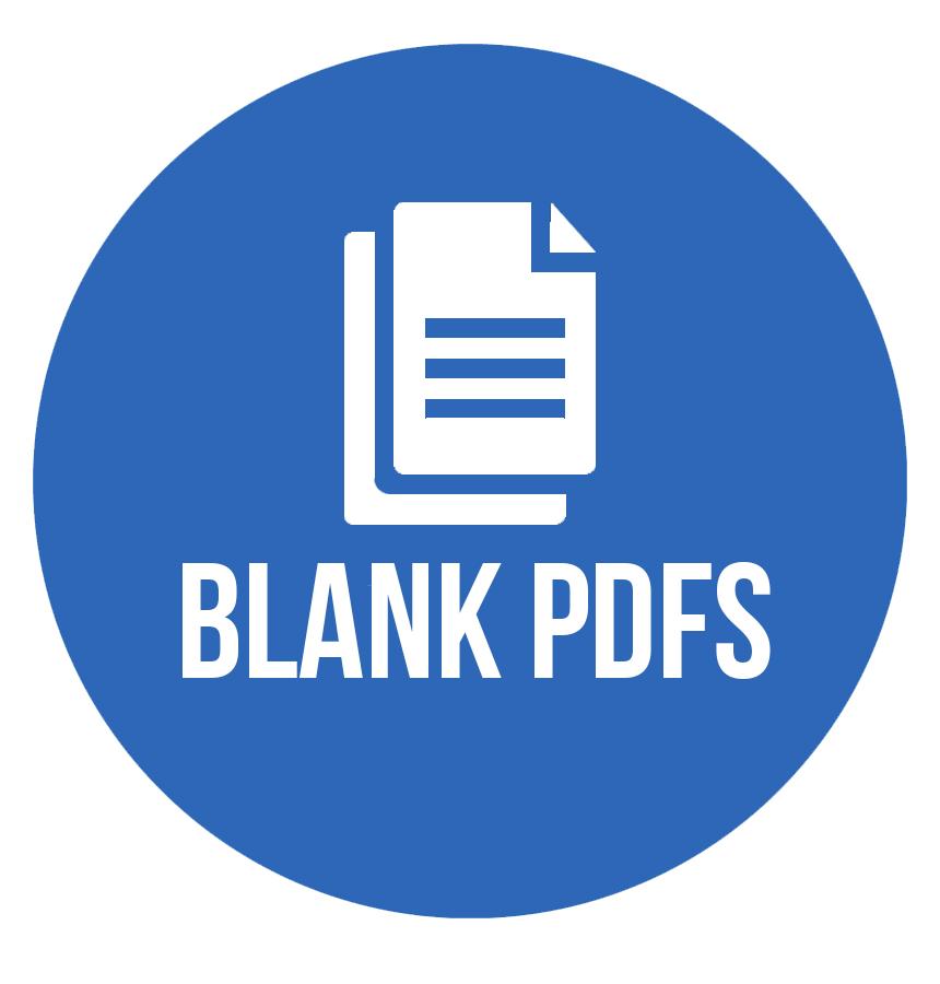 BLANK PDF FLYERS
