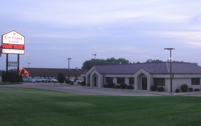 Exterior view of Yankton location
