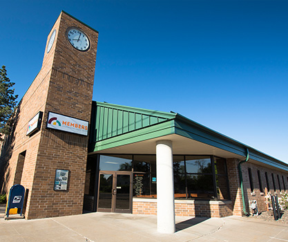 Members Cooperative Credit Union in Cloquet MN