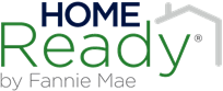 Home ready by Fannie Mae logo