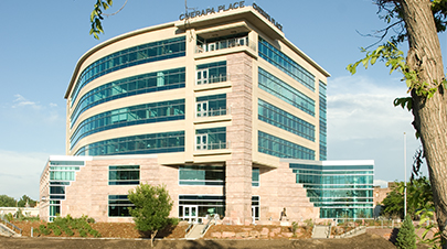 Exterior view of Sioux Falls - Cherapa Place location