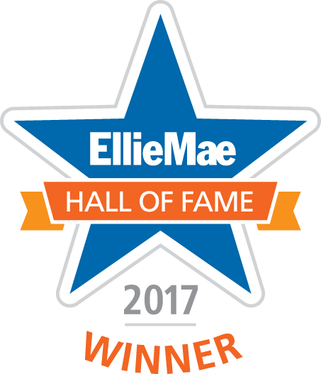 2017 Ellie Mae Hall of Fame Winner
