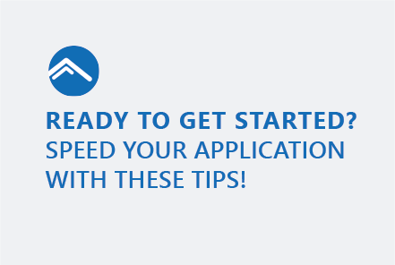 Ready to get started? Speed your application with these tips!