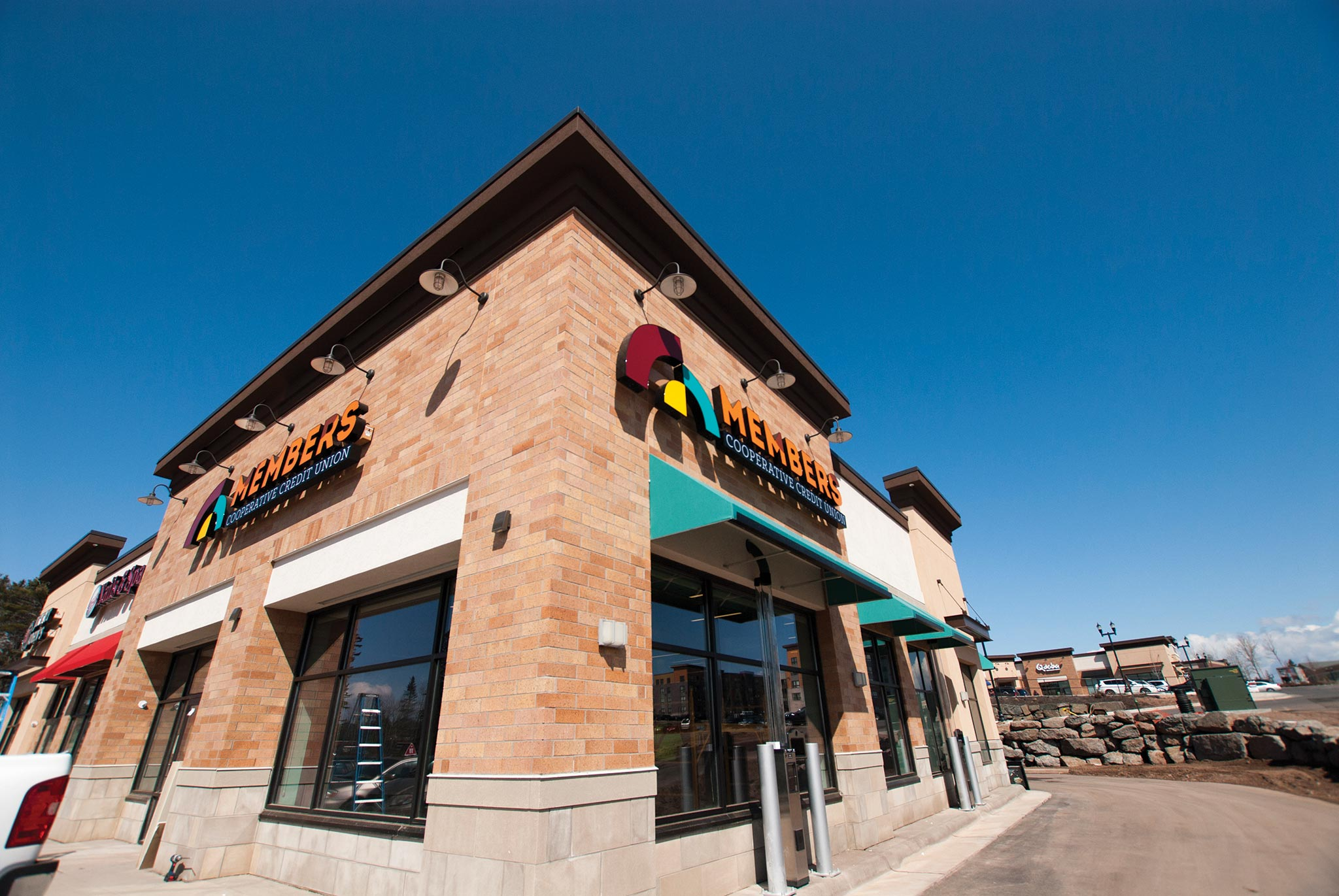 Members Cooperative Credit Union in Duluth MN (Bluestone)