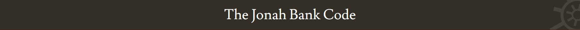 The Joah Bak Code