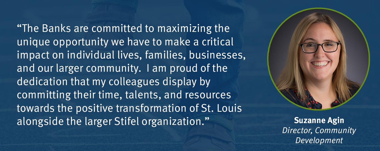 Stifel Bank & Trust Community