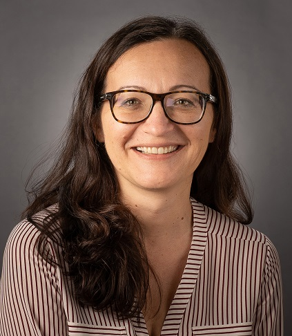 A headshot of Lejla Sehovic