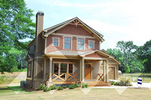 Conventional Loan - The home of your dreams.