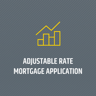 Adjustable Rate Mortgage Application