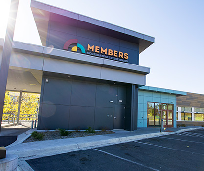 Members Cooperative Credit Union in Duluth MN (Miller Hill)