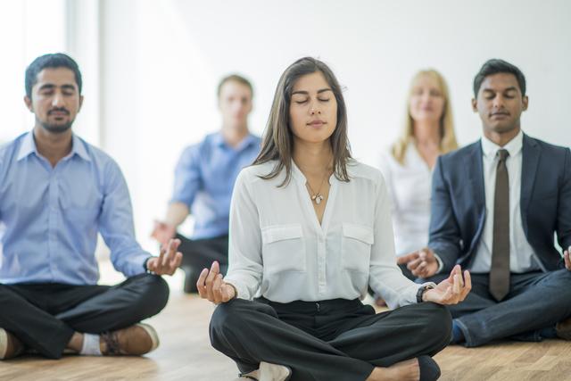 Company Meditation Classes