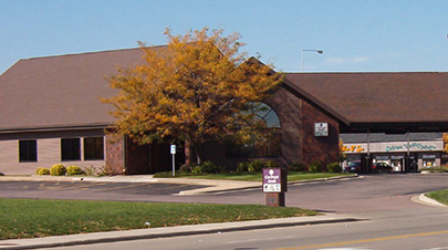 Exterior view of Sioux Falls - Marion Road location