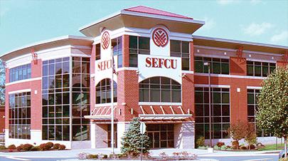 SEFCU office building 700 Patroon Creek