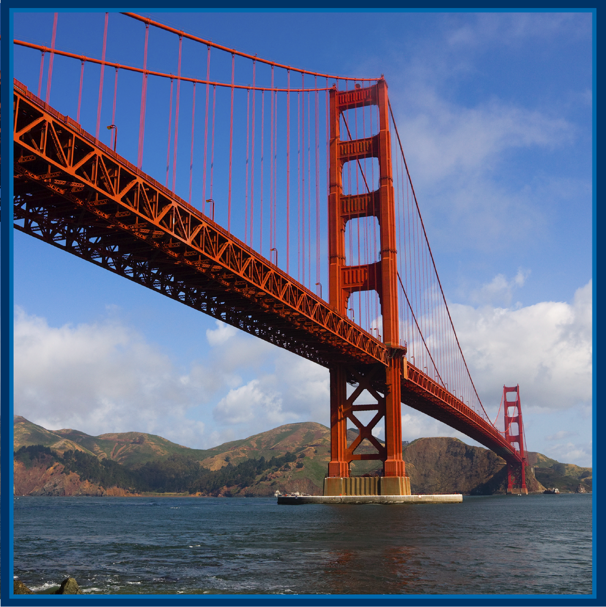Golden Gate Bridge, CA