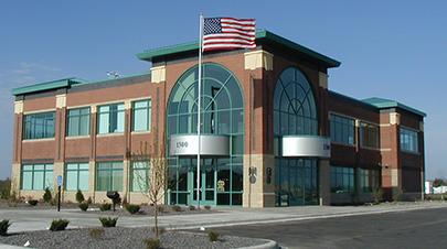 Exterior view of Delano location