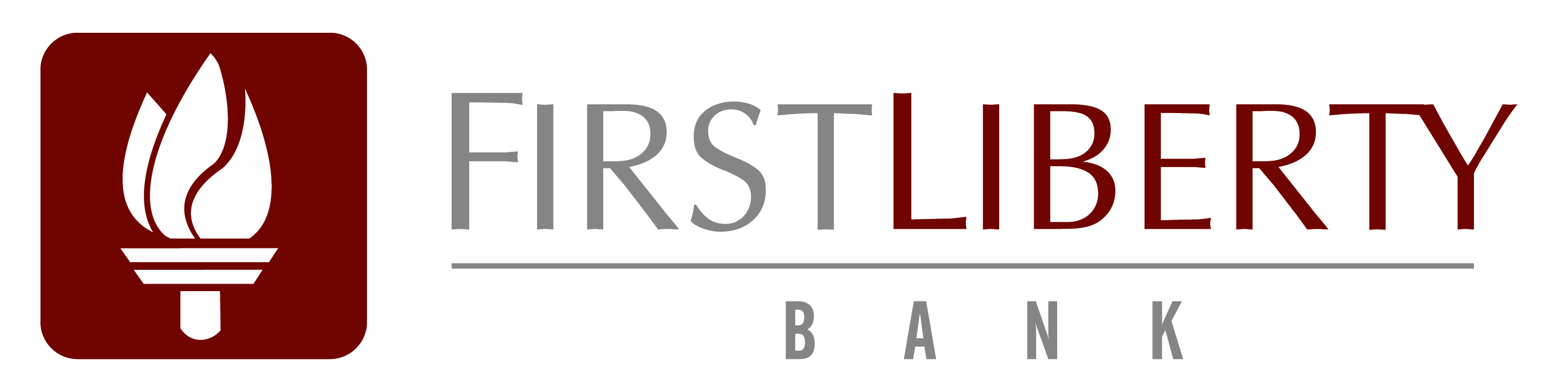 First Liberty Bank Logo