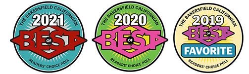 Best Of Favorite Logo The Bakersfield Californian Readers Choice