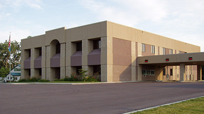 Exterior view of Mitchell location