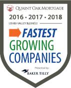Fastest Growing Companies Badge