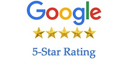 Good Friend Google 5-star rating