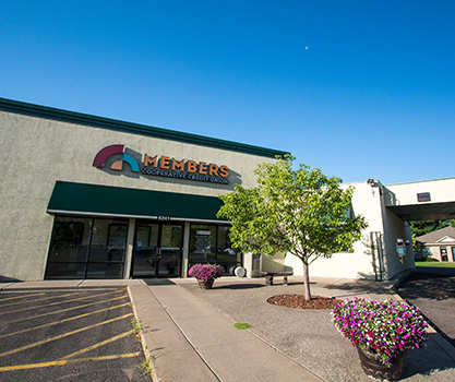 Members Cooperative Credit Union in North Branch MN