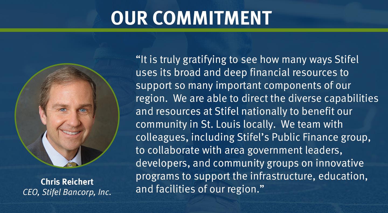 Stifel Bank & Trust | Community