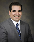 picture of Adrian Dominguez, President and CEO